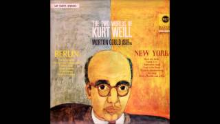 Mack The Knife  -  Morton Gould and his Orchestra
