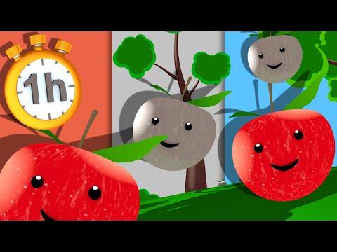 Pomme de Reinette et Pomme d'Api + autres Comptines