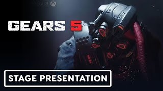 Gears 5 Full Reveal Presentation - E3 2019