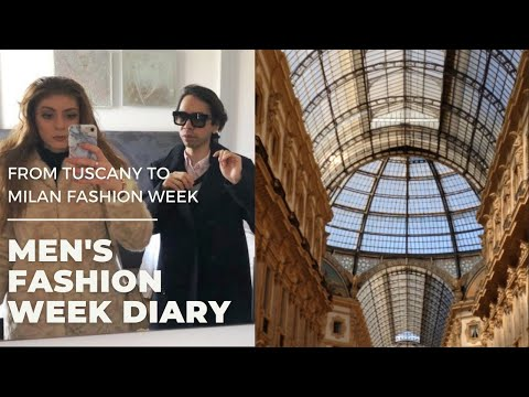 JOEY & JEN STYLE VLOG | THE BEST OF MILAN FASHION WEEK FALL WINTER 2020