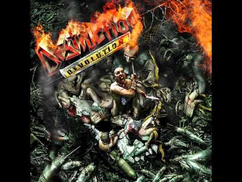 Destruction - D.E.V.O.L.U.T.I.O.N  [FULL ALBUM] - 2008
