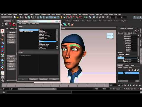 How to animate a character with blend shapes | Creative Bloq