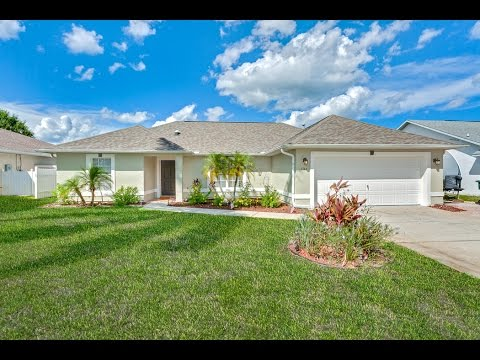 1342 Richwood Circle | Video Tour | Home For Sale | Rockledge, FL 32955 | Richwood