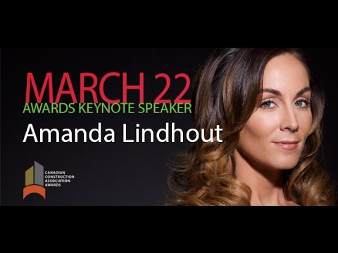 Message from the March 2017 CCA Awards Keynote Speaker Amanda Lindhout