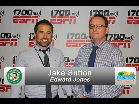 Jake Sutton On Edward Jones | Jesse's Secret Stash #27