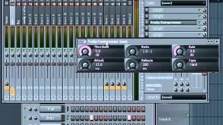 Видео урок № 2.6 Mixer FL-Studio. Микшер