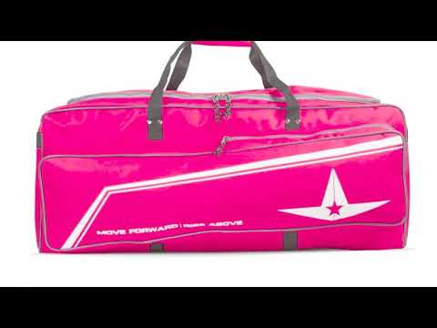All Star BBPRO2A Pro Deluxe Catchers Bag | Baseball Bargains