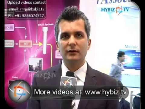 Naji El Haddad, Exhibition Director, World Future Energy Summit, Hyderabad - hybiz.tv