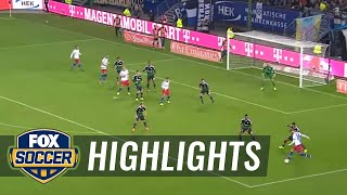 Video Gol Pertandingan Hamburger SV vs Schalke 04