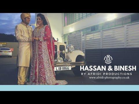 Asian UK Pakistani Wedding highlights 2017   Royal Nawab   london