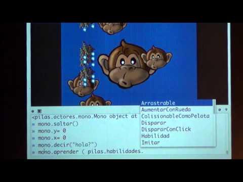 Image from Cómo desarrollar videojuegos con pilas engine