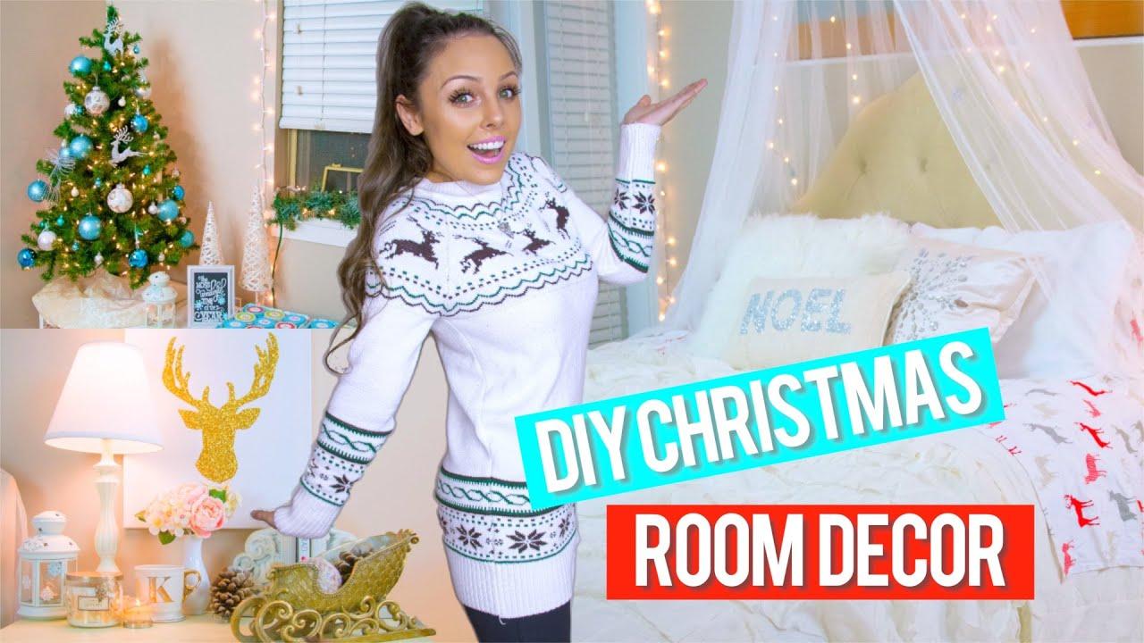 diy holiday room decor easy diy christmas decorations kristi anne