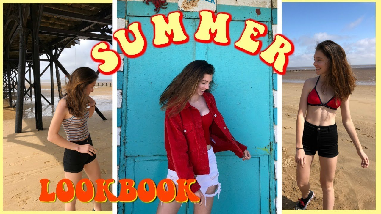 [VIDEO] – SUMMER OOTW 2018 |SUMMER LOOKBOOK 2018