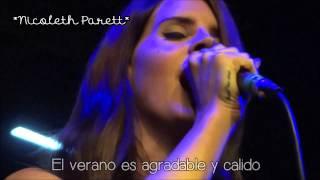 Without You-Lana del Rey [Sub Español-Jazz Cafe]