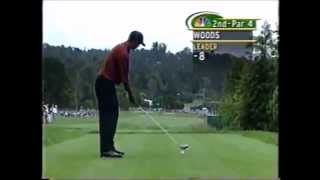 Tiger Woods SPEED 93' to 00'