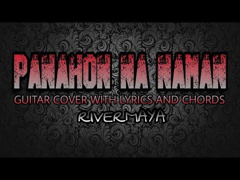 Panahon Na Naman - Rivermaya (Guitar Cover With Lyrics & Chords)