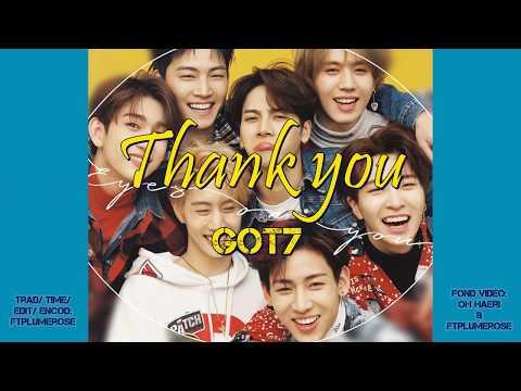 [VOSTFR] GOT7 | Thank You (고마워 - 8th Mini Album Eyes On You)