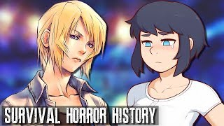 Parasite Eve 2 A Disappointing Sequel | Survival Horror History