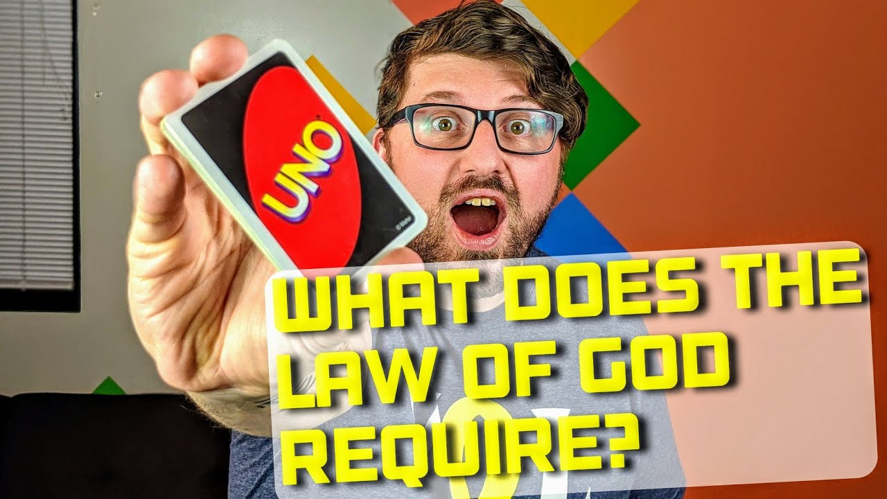 New City Catechism Question 7: What does the law of God require