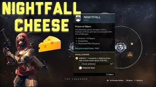 NEW FORSAKEN NIGHTFALL GLITCH/ CHEESE