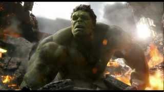 """Descargar """"The Avengers: Los Vengadores"""" DVDRip 2012"""