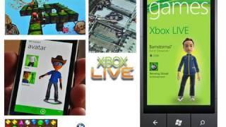 Gizmo - XBox LIVE On Windows Phone 7