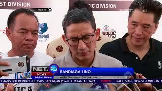 Kata Warga Jakarta 100 Hari Anies - Sandi - NET 10