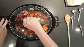 Slow Cooker Sweet Potato  Chili (vegan And Gluten Free)