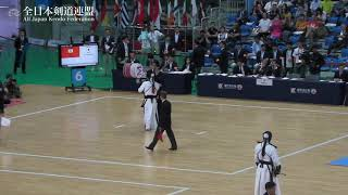 J.LEE(KOR3) -MM Y.TAKENOUCHI(JPN8) -17WKC Men's Individual / Tournament_3R
