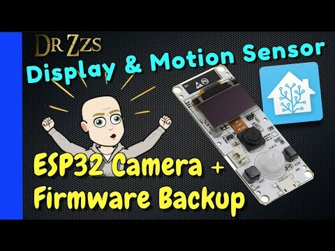 DIY Smart Doorbell #2 + ESP32 & ESP8266 Firmware Backup | Home Assistant |  Smart Home
