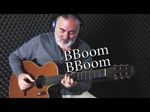 (MOMOLAND) BBoom  BBoom Cover – fingerstyle guitar