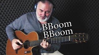(MOMOLAND) BBoom  BBoom  Fingerstyle Guitar Cover