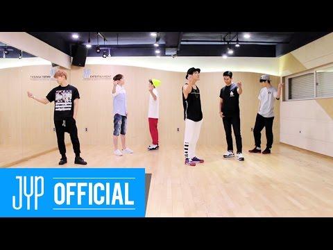 "2PM ""My House(우리집)"" Dance Practice"