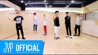 "2PM ""우리집(My House)"" Dance Practice"
