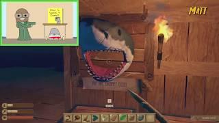 Köpekbalığı Mage - AH Animasyonlu & Kaynak