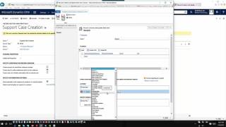 Dynamics CRM Automatic Record Creation