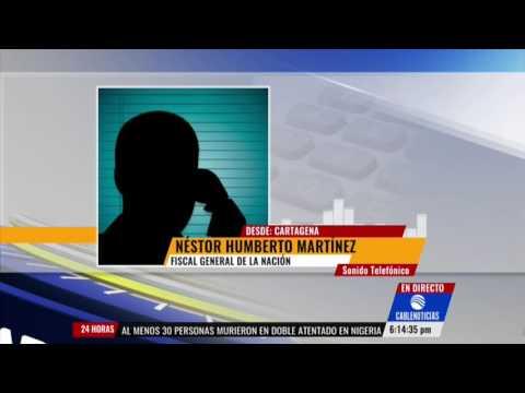 Testimonio del vigilante nos brindó muchas luces: Fiscal Néstor H. Martínez
