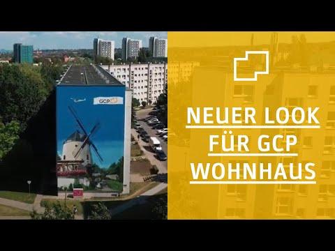 Neuer Look für GCP Wohnhaus in Dresden