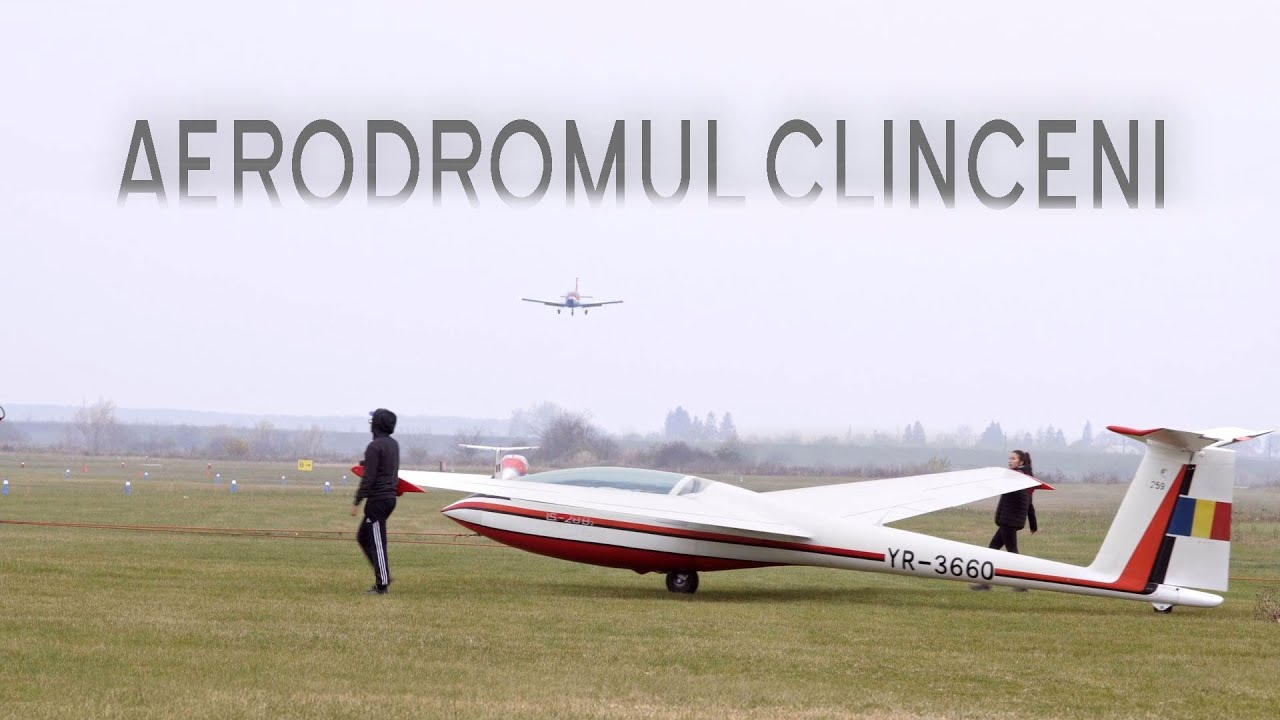 Aerodromul Clinceni - Scurtmetraj Documentar (UNATC 2020)