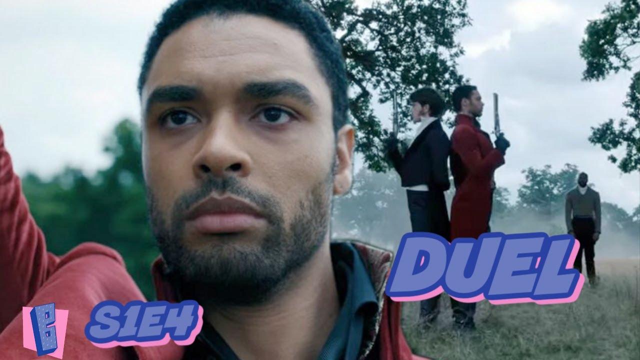 Download Bridgerton Season 1 Ep4 #shorts | The Duel | BuzzChomp