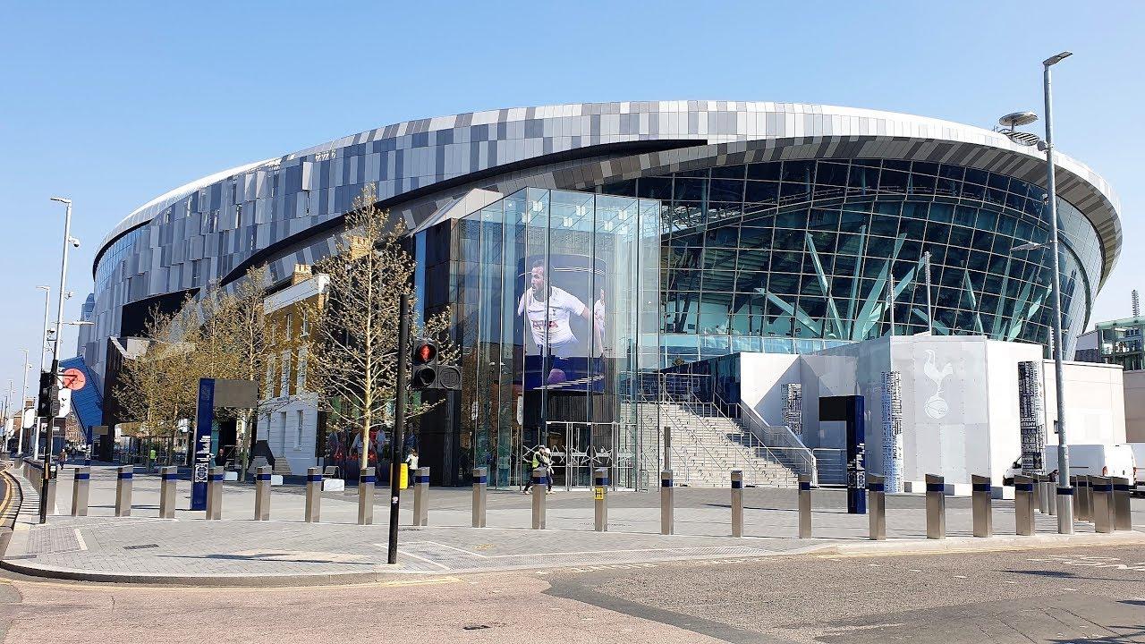 Spurs Stadium - White Hart Lane - 15th April 2019