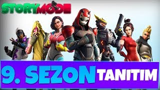 HOW DID SEASON 9 HAPPEN? | NEW MAP, BATTLE PASS (Fortnite War Ticket English)