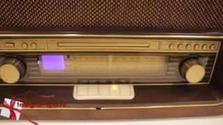 Ретро музыкальный центр - Antique