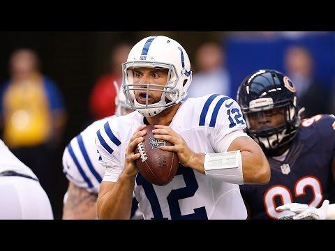 Bears vs. Colts highlights - 2015 NFL Preseason Week 2