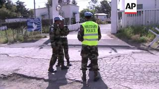 UN peacekeeping at Israeli-Syrian border 3 days after 4 UN peacekeepers abducted
