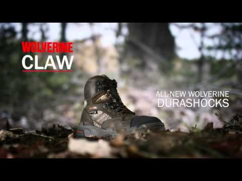Wolverine Claw Hunting Boot