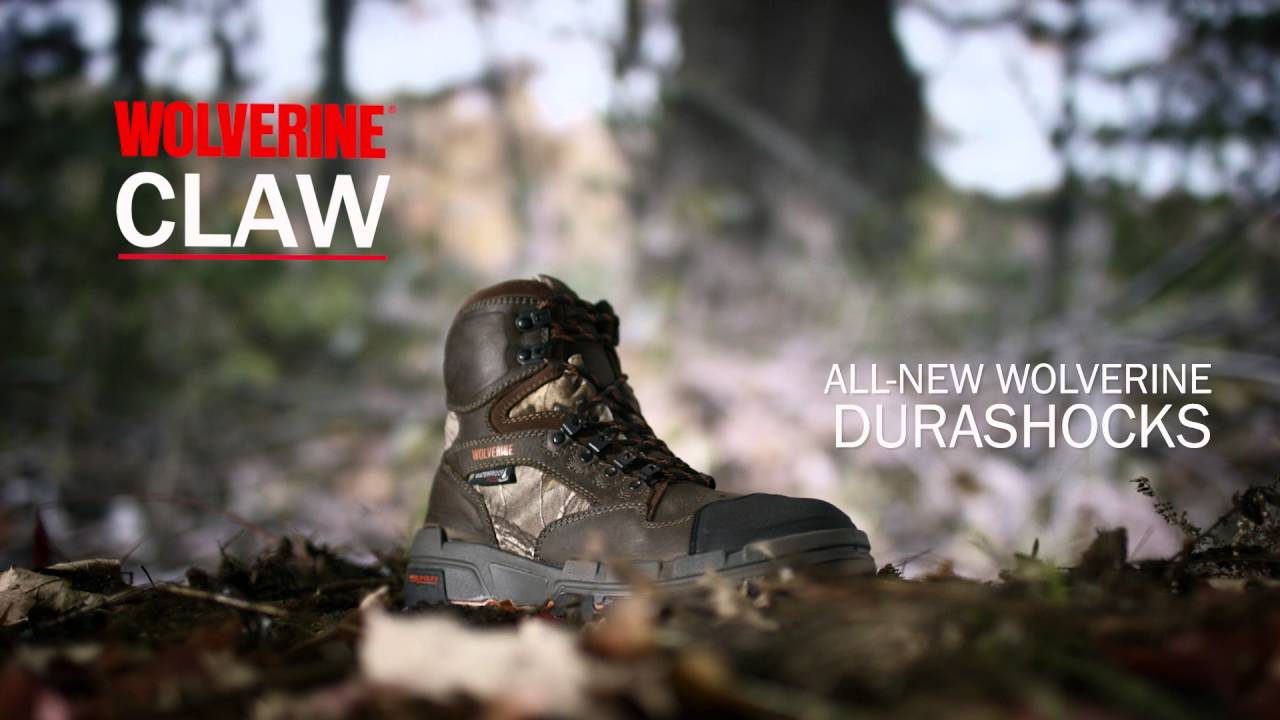 e64551cbfc8 Wolverine Claw Hunting Boot