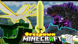Minecraft PE Orespawn Resurgence Addon Minecraft Bedrock Edition