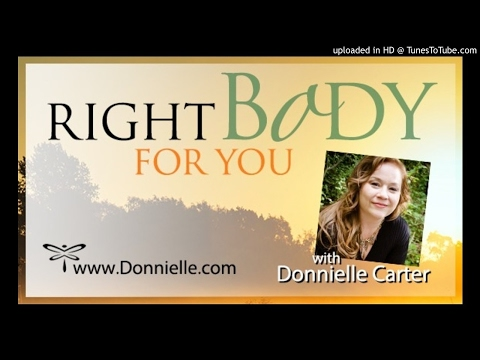 How Does My Body Feel, About My Feelings? ~ Donnielle Carter