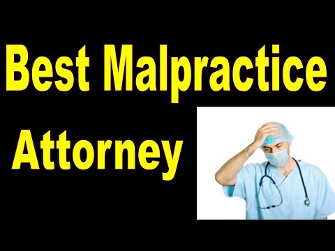 Pittsburgh Medical Malpractice Lawyers | About Pittsburgh Medical Malpractice Attorney